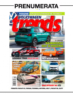 VOLKSWAGEN TRENDS  od nr 1/19 (4 numery)