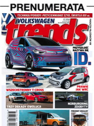 VOLKSWAGEN TRENDS  od nr 2/19 (4 numery)